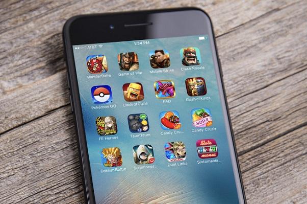 Tiềm năng khổng lồ của thị trường trò chơi điện tử trên thiết bị di động