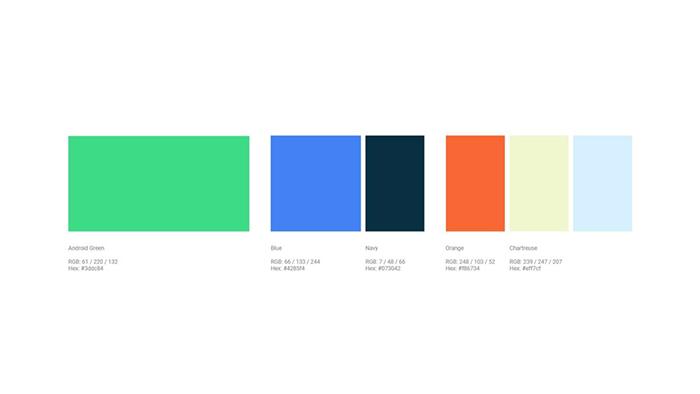 Google Cải Tổ Lại Toàn Bộ Thương Hiệu Android Thay đổi Logo