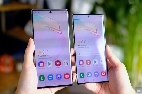 Đánh giá hiệu năng của Galaxy Note 10 và Note 10+ bản Snapdragon thông qua hàng loạt bài kiểm tra benchmark