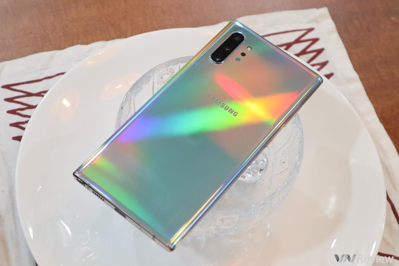 Chia sẻ nhanh sau vài ngày trải nghiệm Samsung Galaxy Note 10+