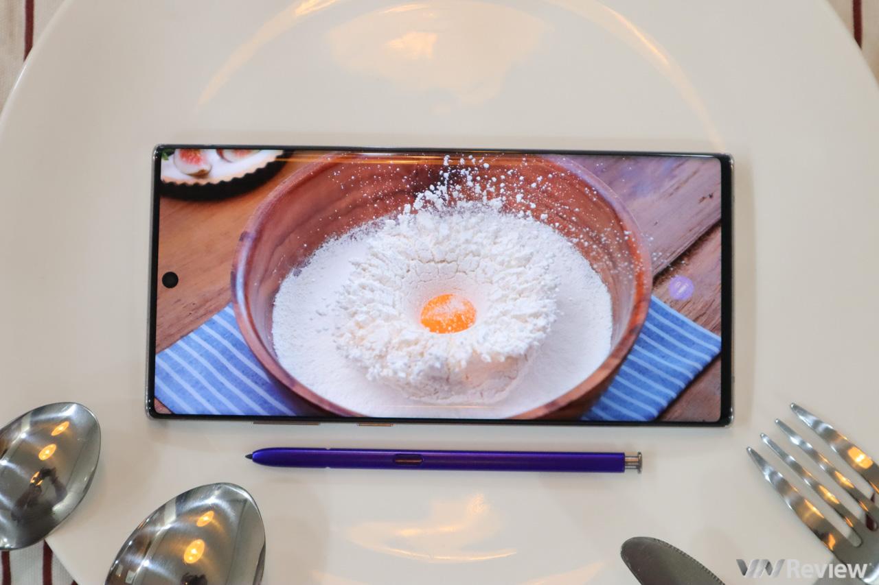 Đánh giá pin Samsung Galaxy Note 10+: