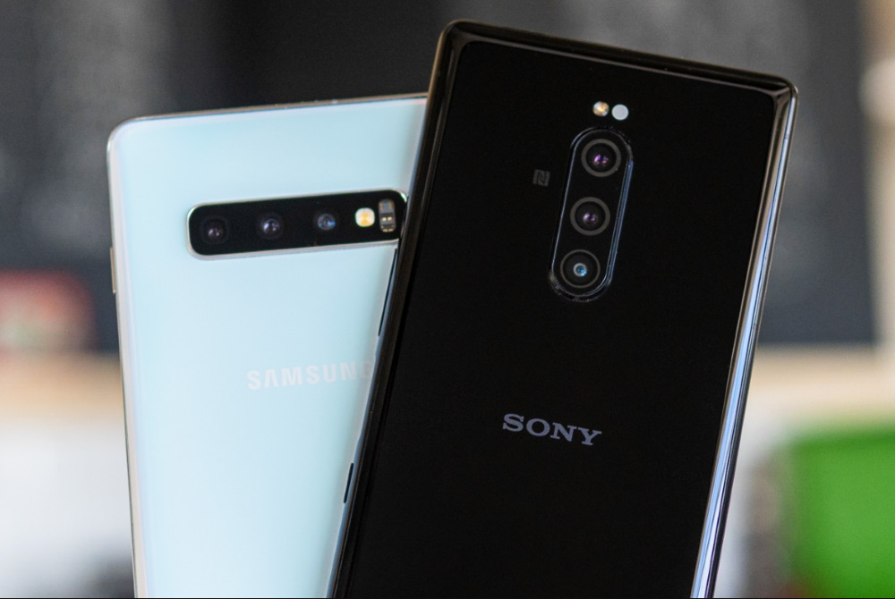 Galaxy S10 giúp Samsung chiến thắng Sony ngay trên đất Nhật Bản