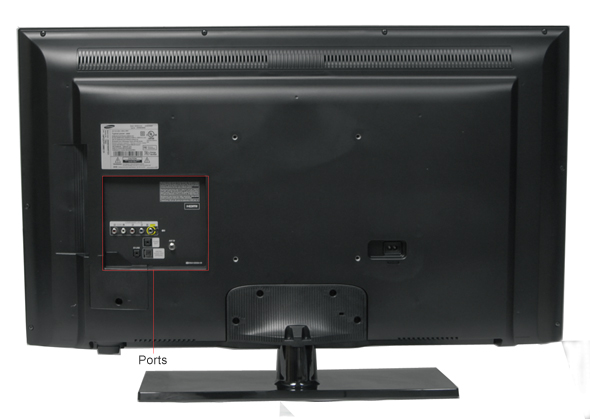 Đánh giá TV LED Samsung UN40EH6000
