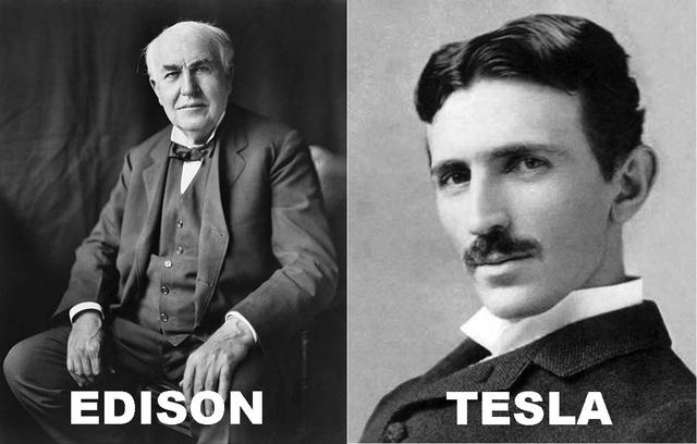 Tesla vs. Edison; Newton vs. Hooke... - những đối đầu định hình lịch sử khoa học