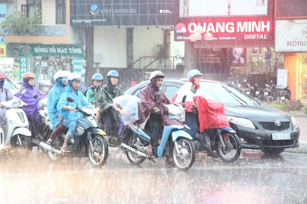 Thời tiết dịp nghỉ lễ 2/9: Bão có thể đổ bộ, mưa dông xuất hiện khắp cả nước