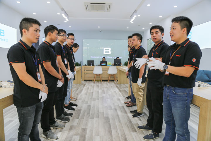 Giải mã Bphone Store của Bkav: liệu có phải bước đệm cho Bphone 4?