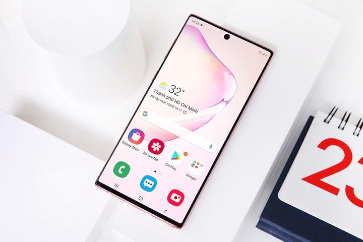 Có nên mua Samsung Galaxy Note10 hay không?