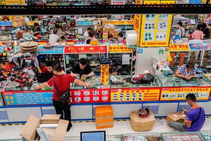 """Thâm Quyến - """"Thung lũng Silicon của Trung Quốc"""" trỗi dậy từ smartphone fake"""