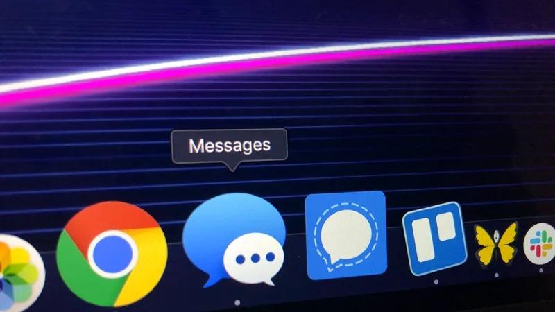 Cách sử dụng laptop để gửi tin nhắn từ điện thoại