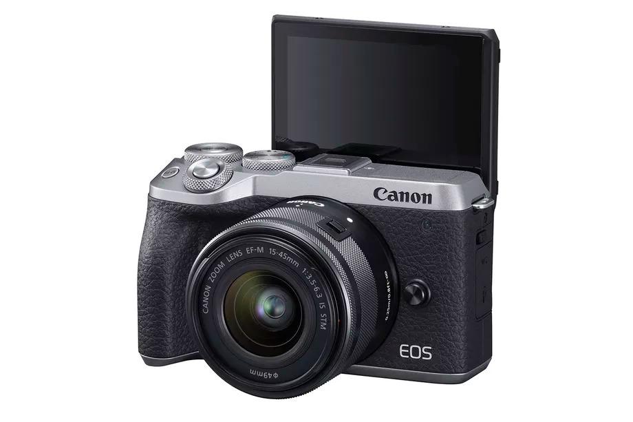 Canon chính thức trình làng máy ảnh DSLR 90D và mirrorless M6 Mark II với độ phân giải 32MP