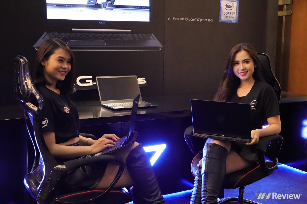 Dell tung loạt laptop gaming G-Series 2019 tại VN: quyết đấu Asus, MSI, giá dao động từ 24 triệu đến 50 triệu đồng