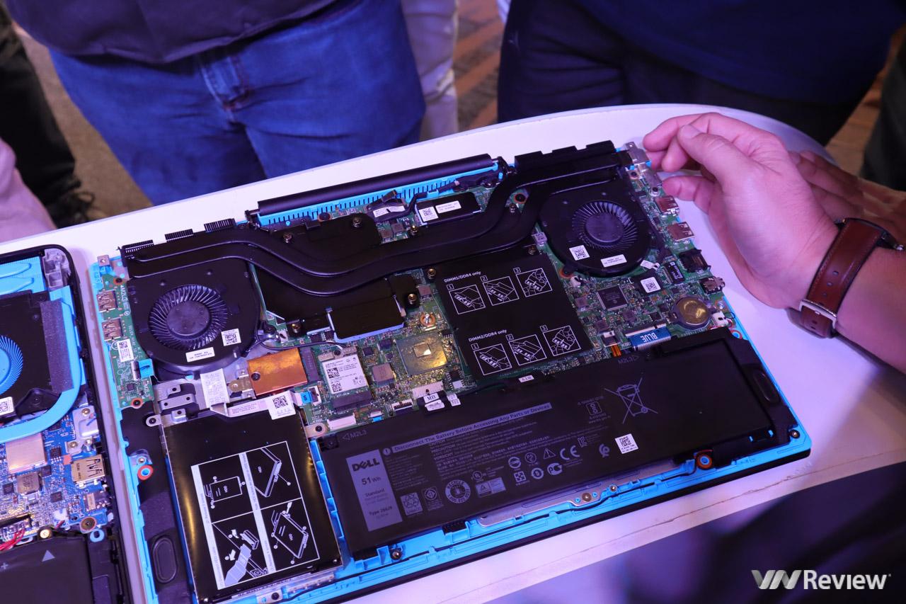 Dell tung loạt laptop gaming G-Series 2019 tại VN: quyết đấu Asus, MSI, giá dao động từ 24 triệu đến 50 triệu đồng,