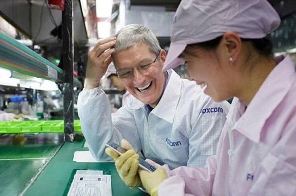 Thành công của iPhone liệu có giúp Apple bớt phụ thuộc vào Trung Quốc?