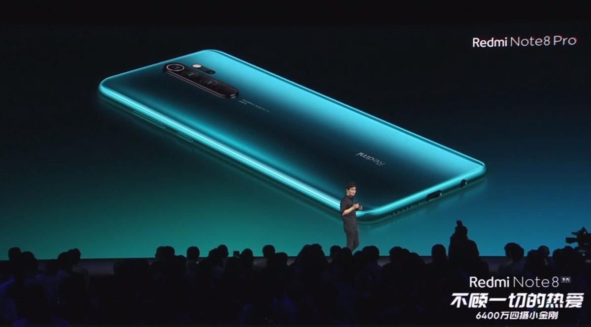 Redmi Note 8 Pro chính thức: camera 64MP zoom 25X và quay phim 8K, chip chơi game Helio G90T, giá từ 5.8 triệu đồng