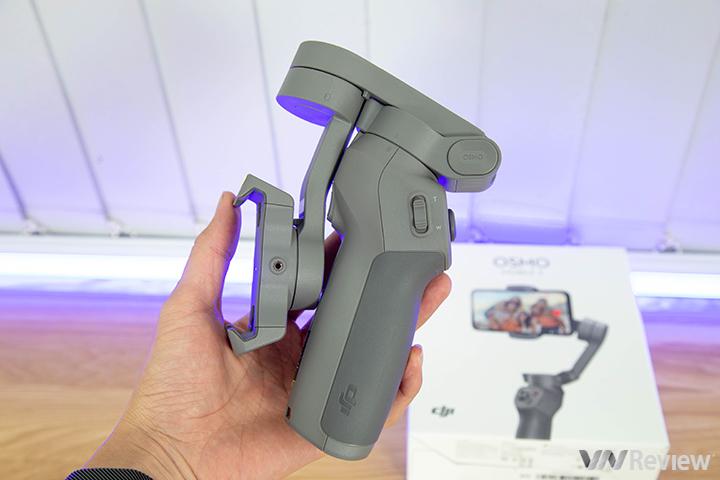 Đánh giá gimbal DJI Osmo Mobile 3: lột xác hoàn toàn, gimbal phải có cho dân vlog