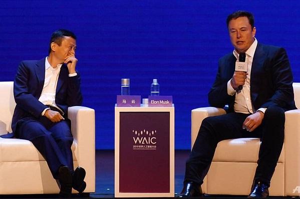 Jack Ma và Elon Musk tranh cãi nảy lửa về tương lai của AI