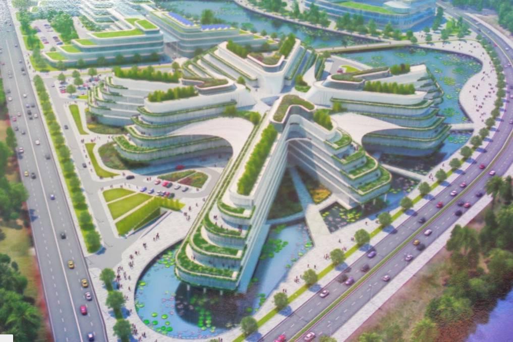 Trung tâm đổi mới sáng tạo quốc gia đầu tiên của Việt Nam sẽ trông như thế nào?