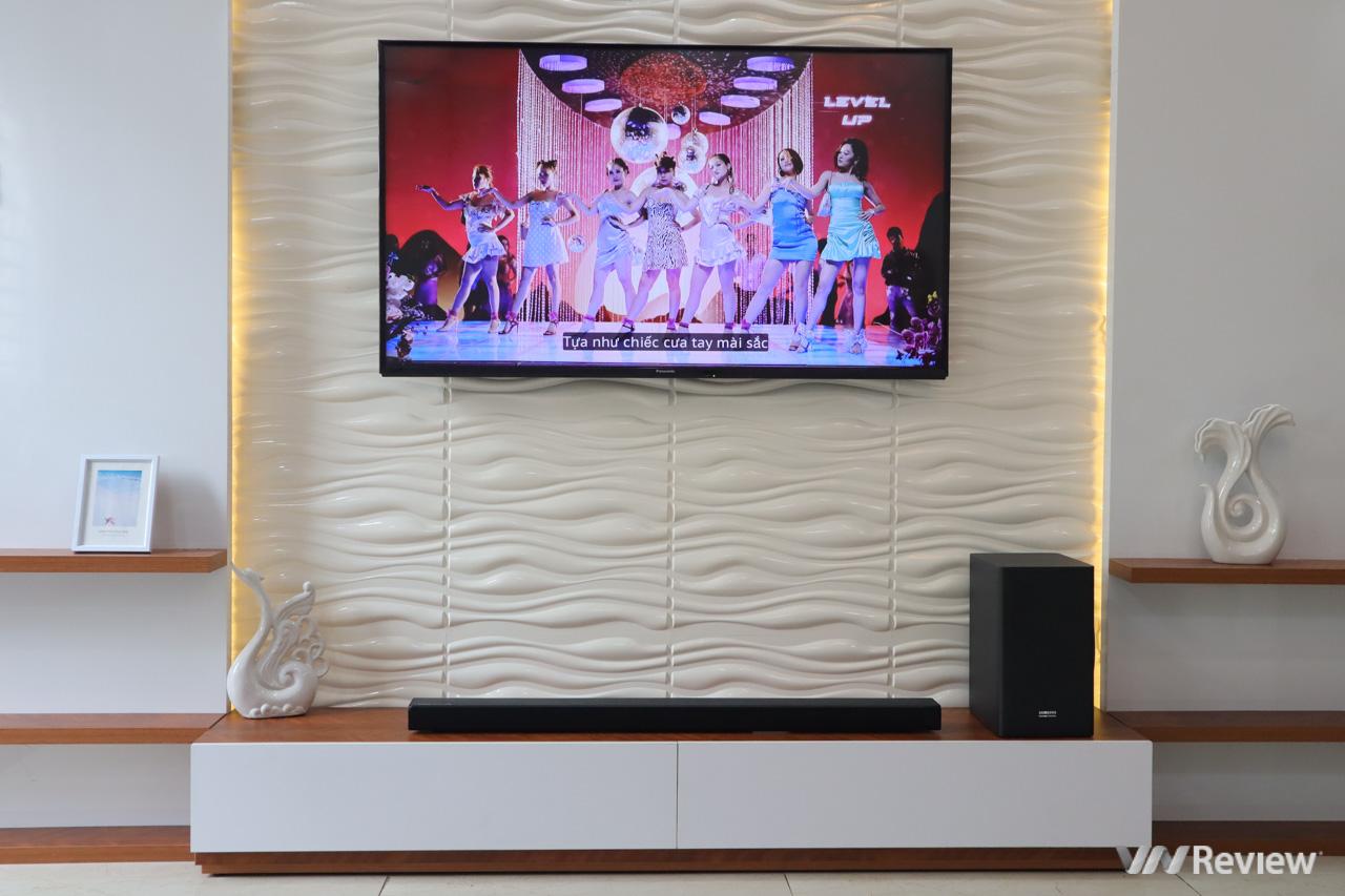 Đánh giá loa thanh soundbar Samsung HW-Q60R: nâng tầm trải nghiệm âm thanh tại gia