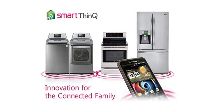 Các công nghệ mới trên tủ lạnh LG