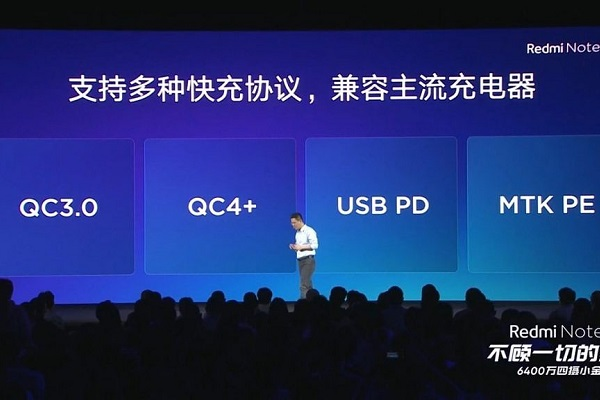 Mổ bụng Redmi Note 8 Pro xác nhận có chip sạc Quick Charge 3.0 dù máy dùng SoC MediaTek G90T