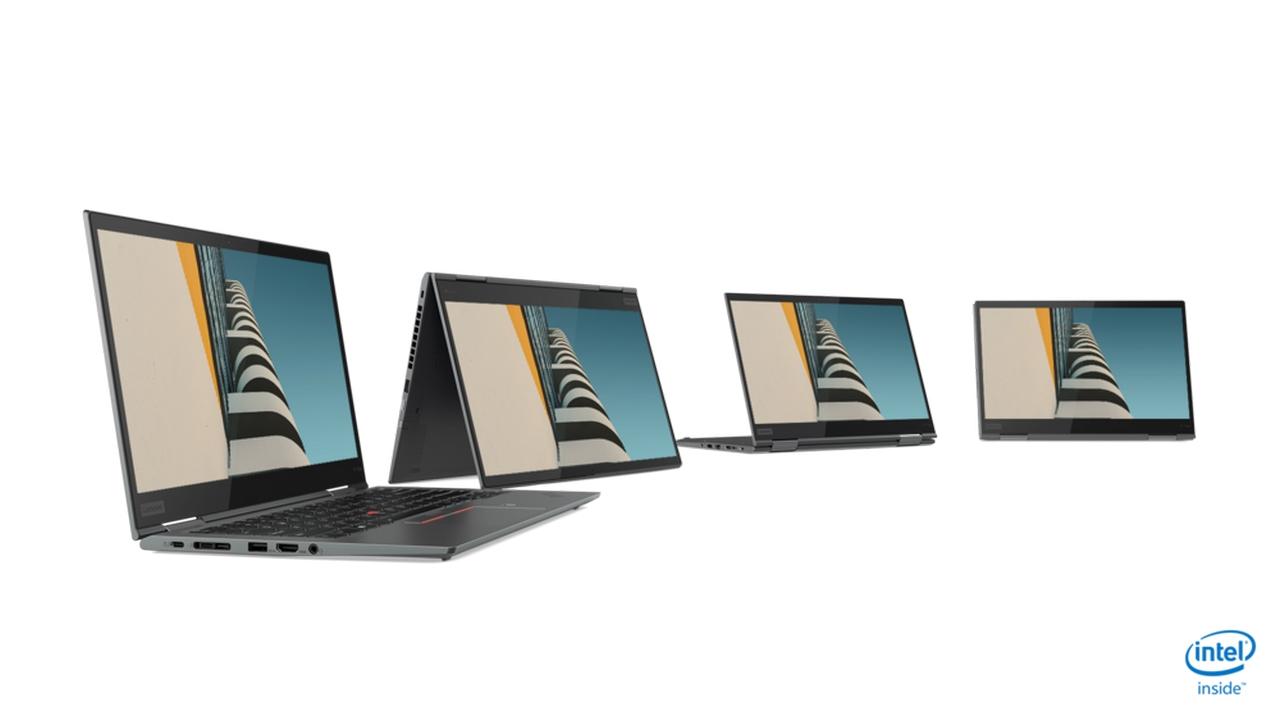 Lenovo tung loạt ThinkPad trang bị chip Intel thế hệ 10, pin tối đa hơn 18 tiếng, giá từ 17,5 triệu đồng