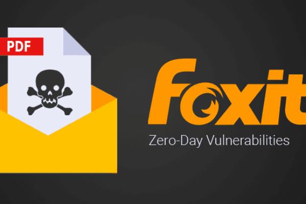 Hãng phần mềm Foxit PDF bị tấn công, nhiều thông tin khách hàng nằm trong tay hacker