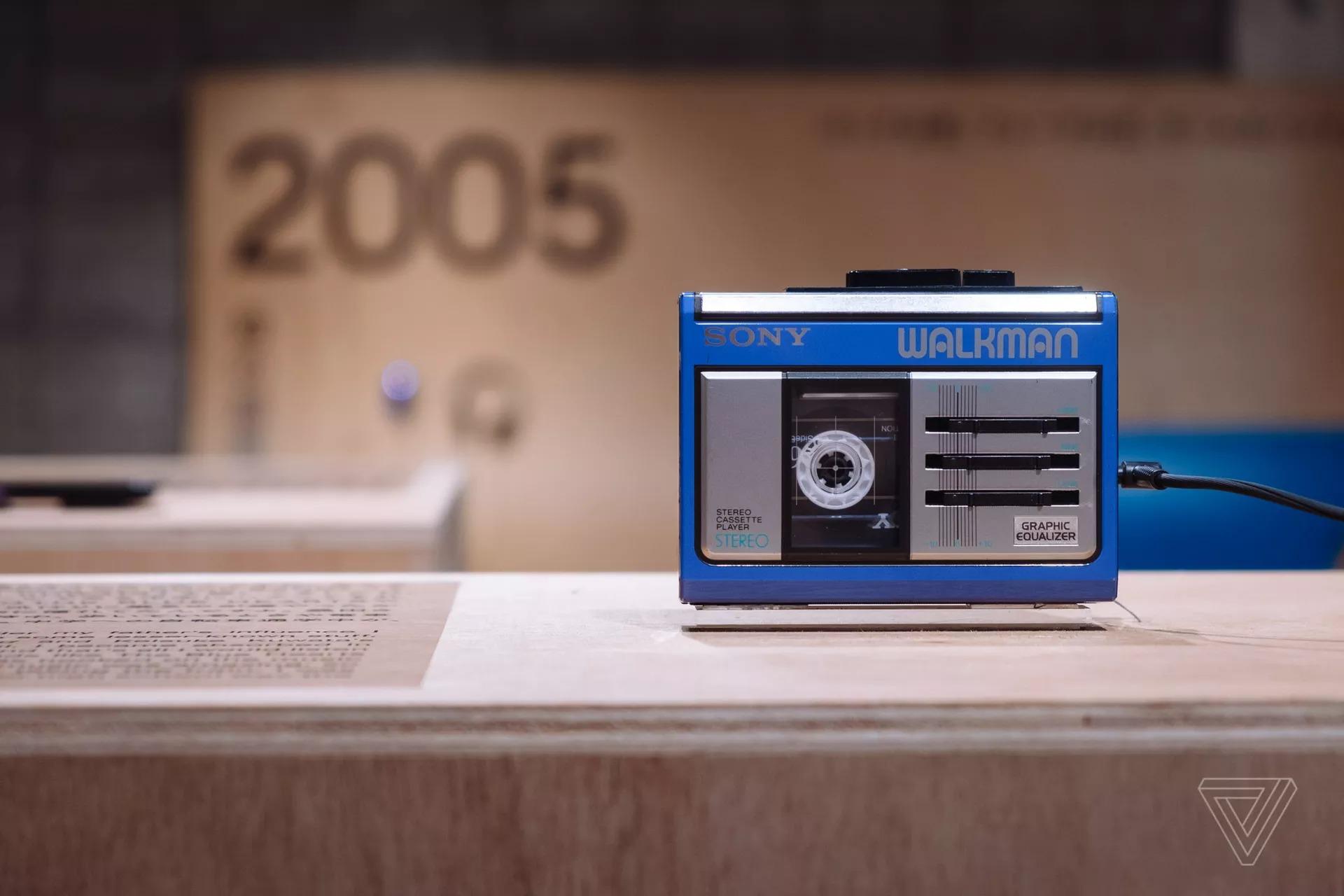 Sony kỉ niệm 40 năm Walkman tại Tokyo