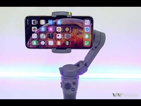 Trên tay & Trải nghiệm nhanh DJI OSMO Mobile 3: lột xác hoàn toàn, gimbal phải có cho dân vlog