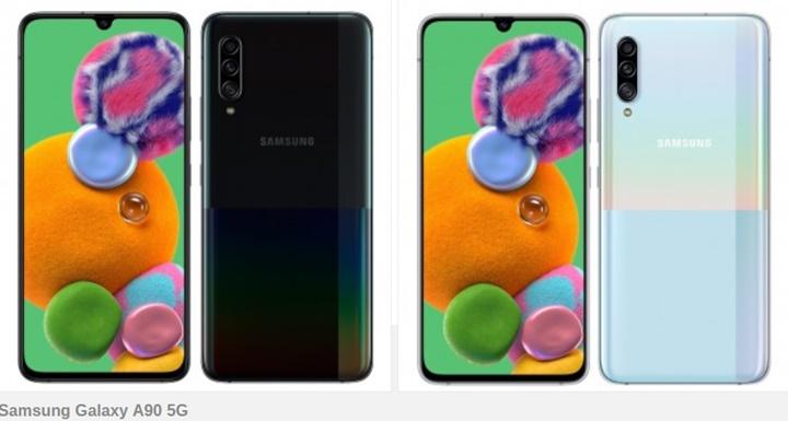 Samsung Galaxy A90 5G chính thức ra mắt: Smapdragon 855, camera 48 MP, màn hình 6.7 inch