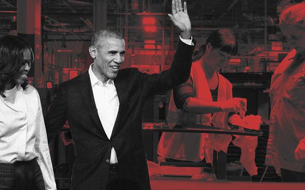 Phim đầu tay của vợ chồng cựu Tổng thống Barack Obama gây tranh cãi mạnh mẽ cho cộng đồng mạng Trung Quốc