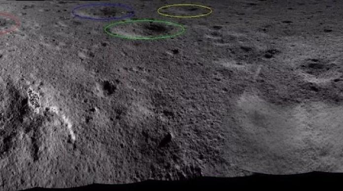 Trung Quốc tìm thấy 'gel sáng bóng' bí ẩn và kỳ lạ trên mặt tối của Mặt trăng