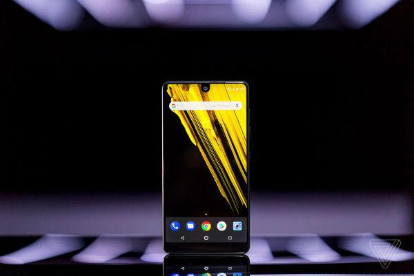 Essential Phone lên Android 10 ngay khi hệ điều hành mới ra mắt