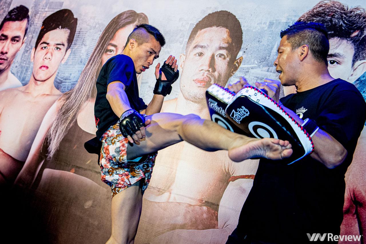Giải võ thuật chuyên nghiệp lớn nhất châu Á One Championship sắp diễn ra tại Việt Nam vào 6/9