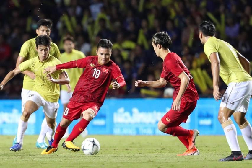 Việt Nam Thái Lan bao giờ đá ở vòng loại World Cup 2022
