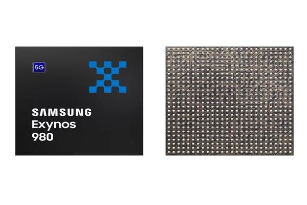 Samsung ra mắt chip tích hợp 5G đầu tiên Exynos 980