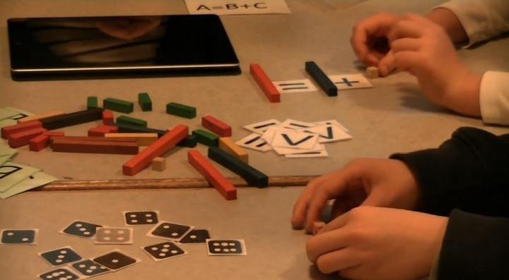 Toán học không chỉ đến từ trải nghiệm hàng ngày mà còn là những trò chơi của tư duy logic