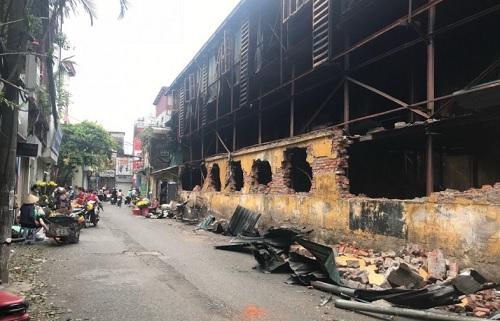 Khoảng 15,1-27,2 kg thủy ngân đã phát tán ra môi trường sau vụ cháy Rạng Đông