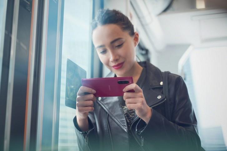 [IFA 2019]: Sony ra mắt Xperia 5, biến thể nhỏ gọn của Xperia 1