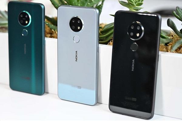 Nokia cũng không nằm ngoài trào lưu camera 48MP, đưa lên smartphone tầm trung Nokia 7.2