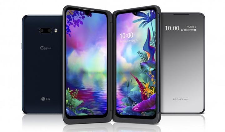 [IFA 2019]: LG G8X ThinQ ra mắt với màn hình kép, camera selfie 32 MP