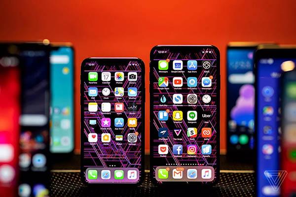 Apple đang phát triển Touch ID trong màn hình cho iPhone 2020