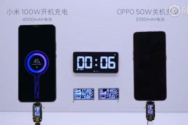 Xiaomi sắp giới thiệu công nghệ sạc nhanh mới Mi Charge Turbo, có thể là sạc 100W