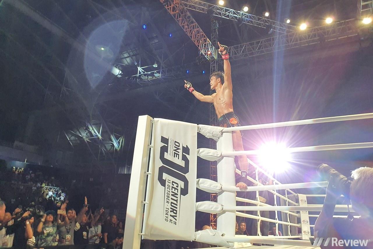 Võ sĩ Việt toàn thắng tại giải Muay Thái và Kickboxing lớn nhất châu Á One Championship