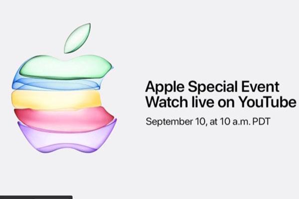 Lần đầu Apple làm chuyện ấy: Sự kiện ra mắt iPhone 11 được phát trực tiếp trên YouTube