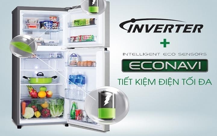 Top 5 tủ lạnh tích hợp công nghệ Inverter tốt nhất hiện nay