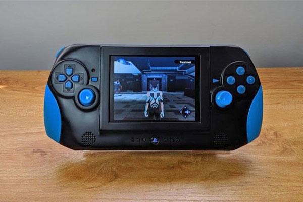 Nếu ra mắt dưới dạng cầm tay, PS2 trông như thế nào?