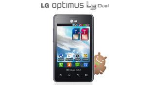 LG Optimus L3 có phiên bản hai SIM