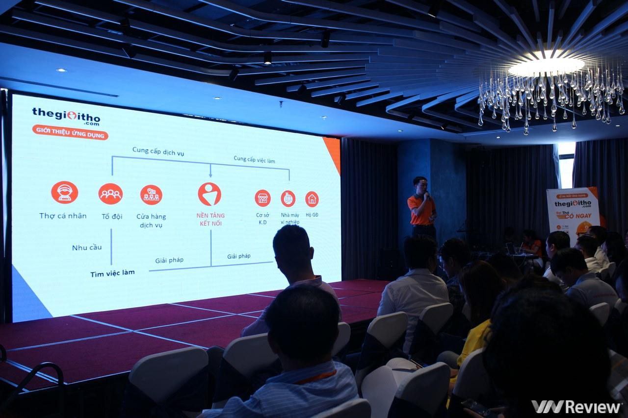 Ra mắt Thế Giới Thợ: App gọi thợ dạng Grab do startup Việt Nam phát triển, vài cú chạm là có người đến tận nơi sửa điện nước, giúp việc, vá xe