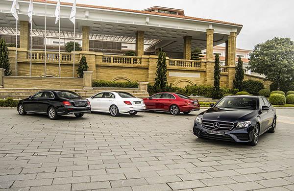 Mercedes-Benz E300 AMG 2019 ra mắt tại Việt Nam, giá 2,83 tỷ đồng