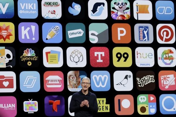 """Apple thay đổi App Store, không còn ưu tiên ứng dụng """"nhà làm"""" lên đầu danh sách"""